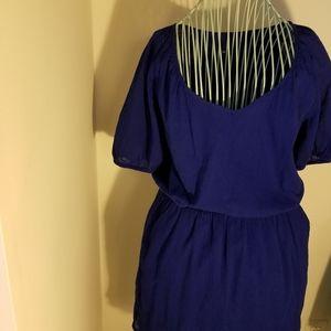 GAP Blue Dress